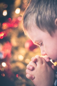 Kid Praying - David Beale