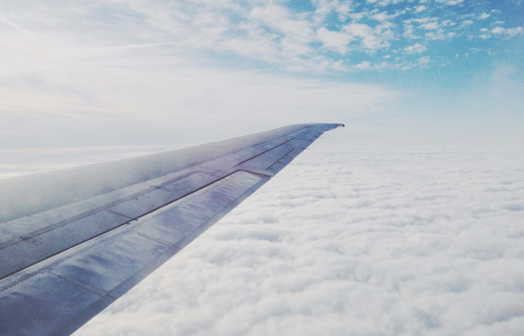 Plane Clouds - Andrew Neel