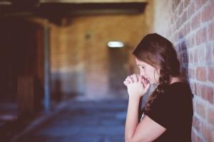 Teen Praying - Ben White